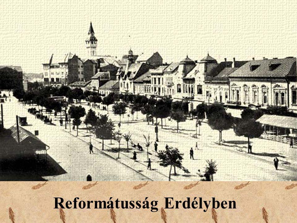 Reformátusság Erdélyben