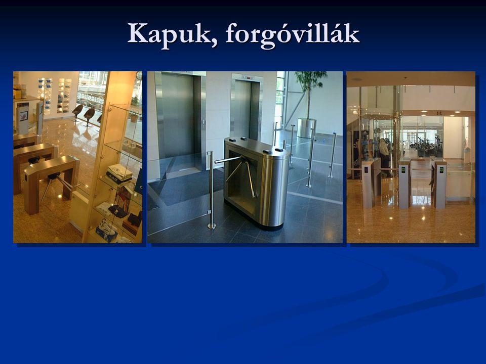 Szekrényvezérlés szekrény nyitási folyamata Szerver, Adatbázis Kijelző Ellenőrző terminálok Vendég Szekrények