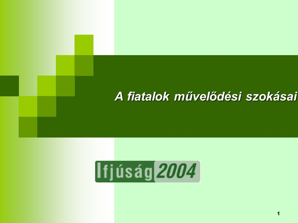 2 A vizsgált korosztály korévenként, 2000-ben és 2004-ben (fő)