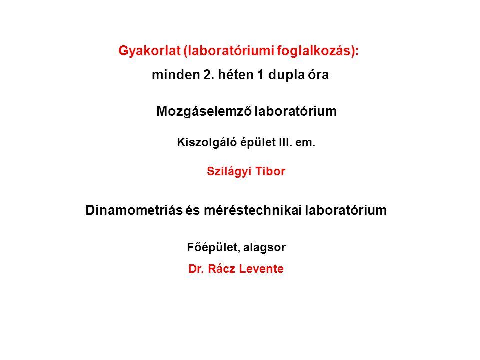 Az izom hossz és keresztmetszeti növekedésének genetikai háttere Dr. Tihanyi József, Costa Andreas