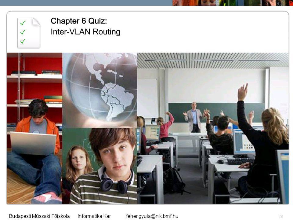 feher.gyula@nik.bmf.huBudapesti Műszaki Főiskola Informatika Kar 29