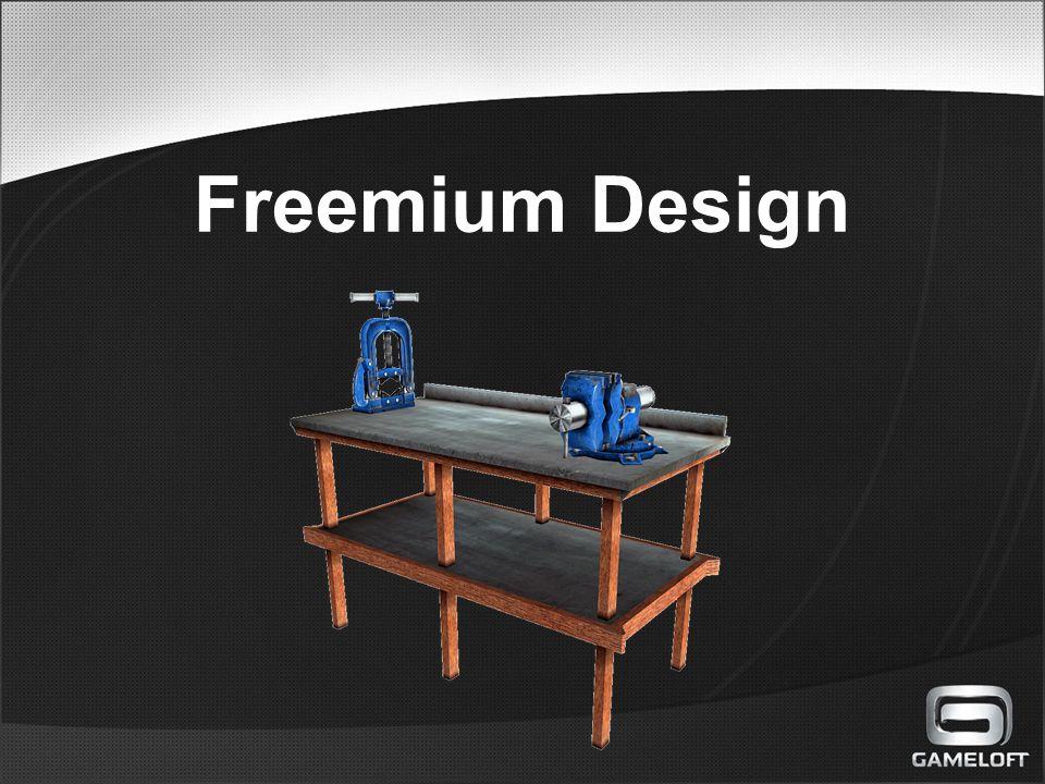Freemium Design