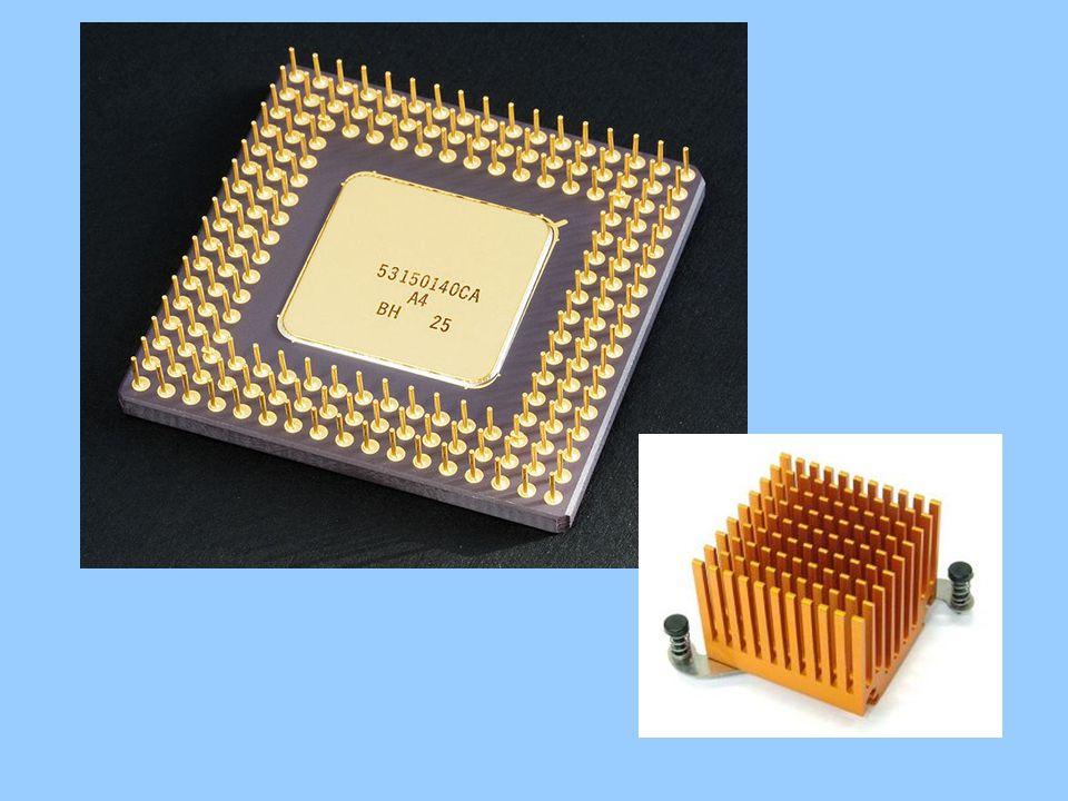 Operatív memória RAM – Random Access Memory Szerepe: a processzor által feldolgozás alatt levő adatok és utasítások tárolása.