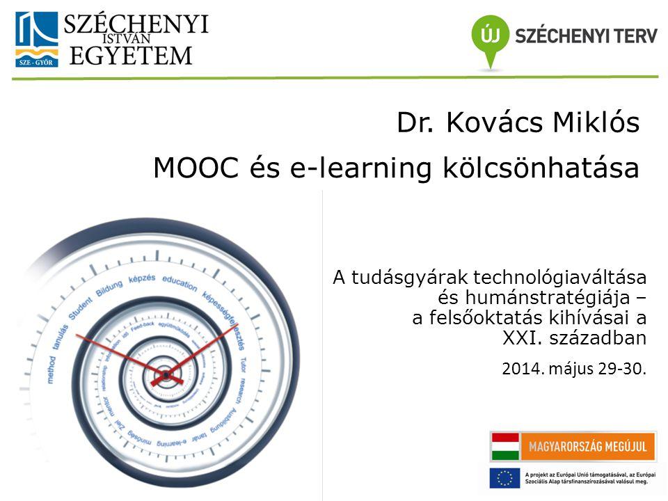 A tudásgyárak technológiaváltása és humánstratégiája – a felsőoktatás kihívásai a XXI.