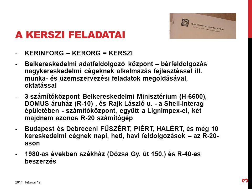 R-20 A KERSZI-NÉL •17.