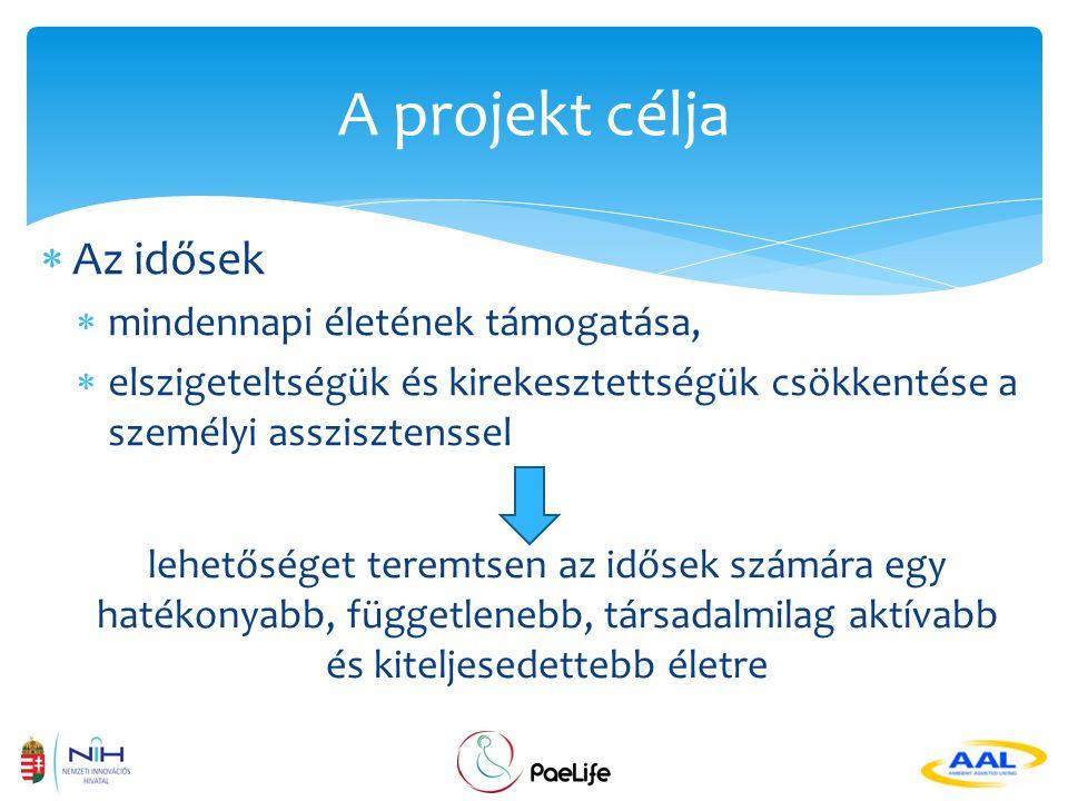  BME Távközlési és Médiainformatikai Tanszék - konzorciumvezető  Bay Zoltán Alkalmazott Kutatási Közhasznú Nonprofit Kft.