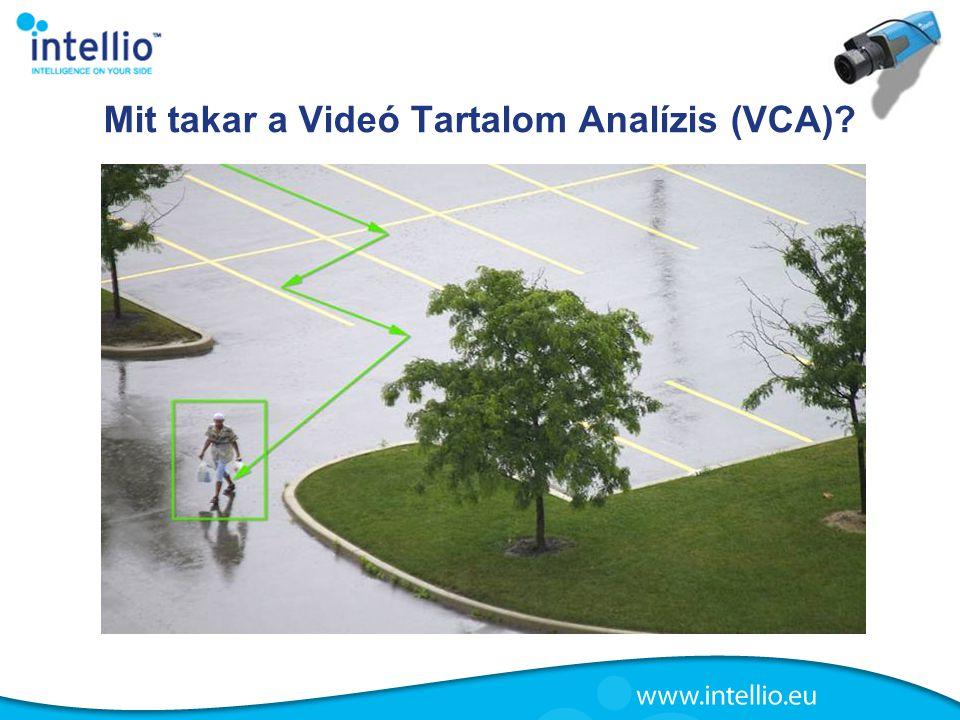 Mit takar a Videó Tartalom Analízis (VCA)?