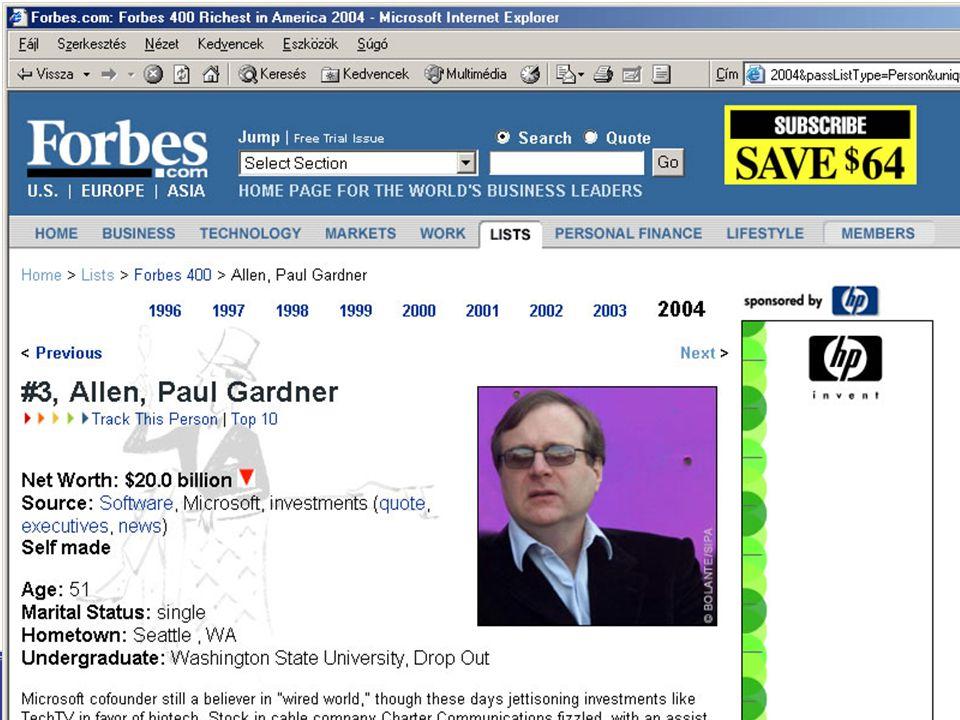 Reklámblokk Santa - internet: http://www.youtube.com/watch?v=bDrGisSUREE http://www.youtube.com/watch?v=bDrGisSUREE Modern világ … 1998-2002