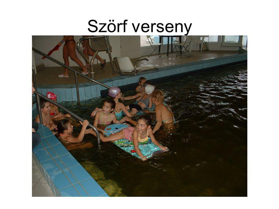 Szörf verseny