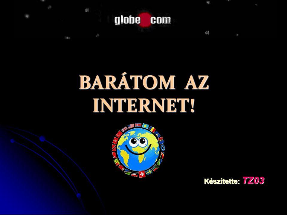 Készítette: TZ03 BARÁTOM AZ INTERNET!