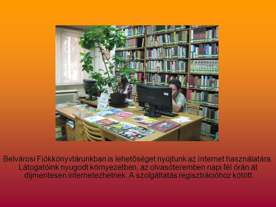 Itt található a több ezer kötet könyvet és folyóiratot tartalmazó Milkovich-Zámory gyűjtemény is.