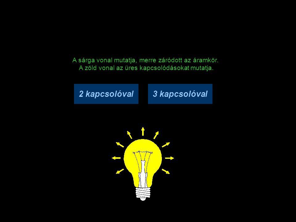 Alternatív kapcsolás Ez a PPS bemutató az alternatív villanykapcsoló működését szemlélteti.