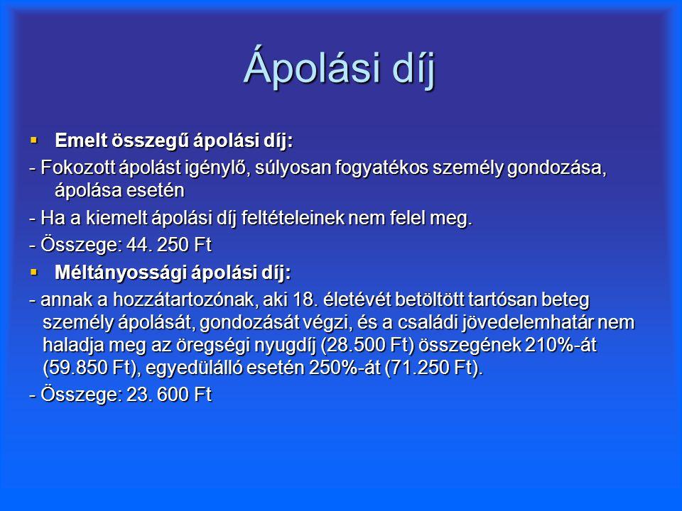 Támogató szolgálat  Szociálisan rászorulók esetén a térítési díjak:   Szállító szolgálat: 50 Ft/km   Személyi segítés: 80 Ft/óra  Szociálisan nem rászorulók esetében:   Szállító szolgálat: 180 Ft/km   Személyi segítés: 400Ft/óra   Érdeklődni lehet: Guzsvinecz Roland szakmai vezetőnél, 8700 Marcali, Szigetvári u.