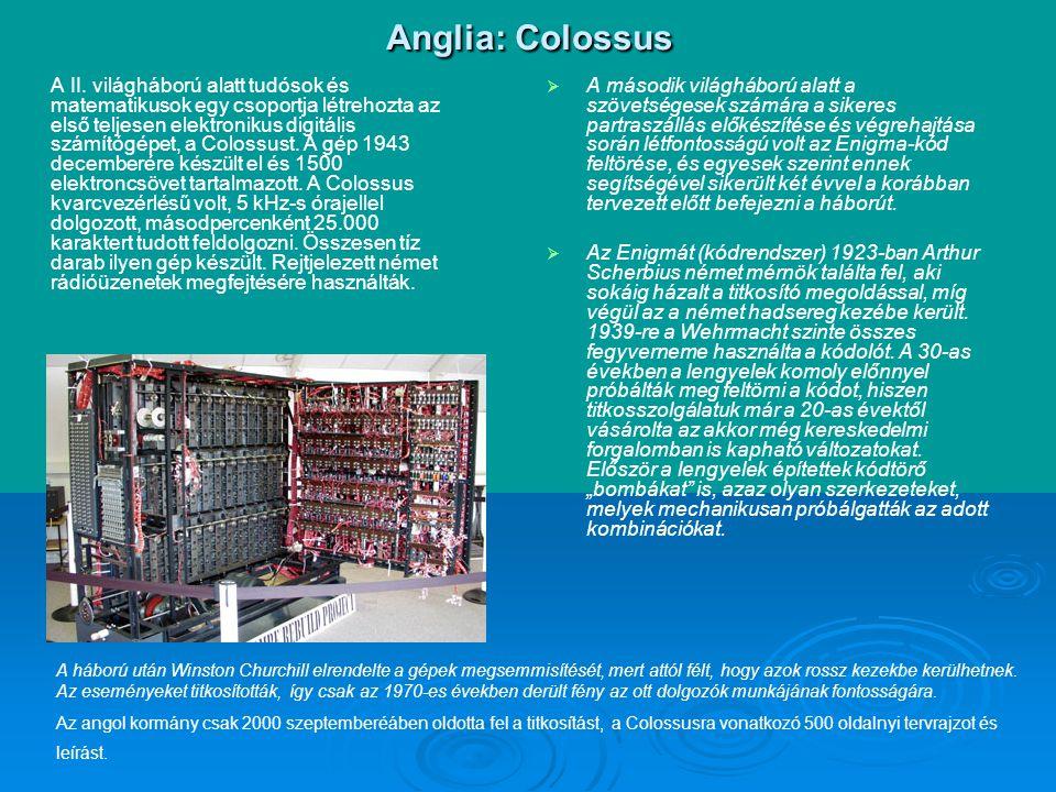 Anglia: Colossus A II.