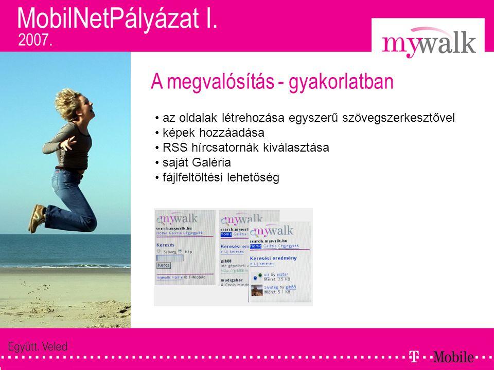 Ernyőoldalak • mywalk főoldal – mywalk Home • Központi galéria – mywalk Gallery • Cégjegyzék – mywalk Company • Keresés – mywalk Search