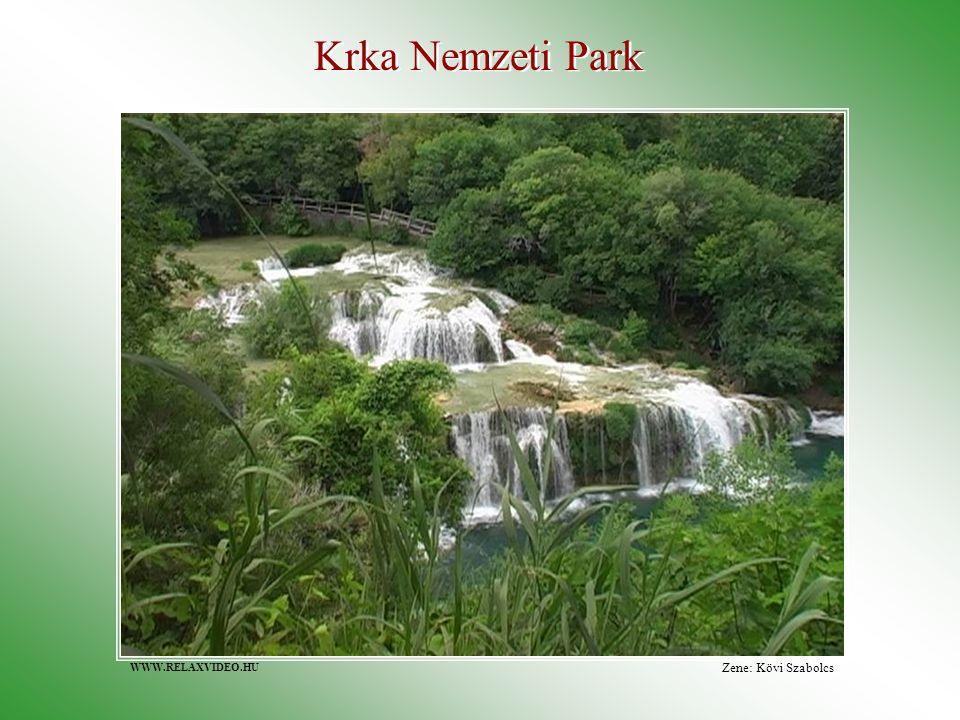 Krka Nemzeti Park Zene: Kövi Szabolcs WWW.RELAXVIDEO.HU