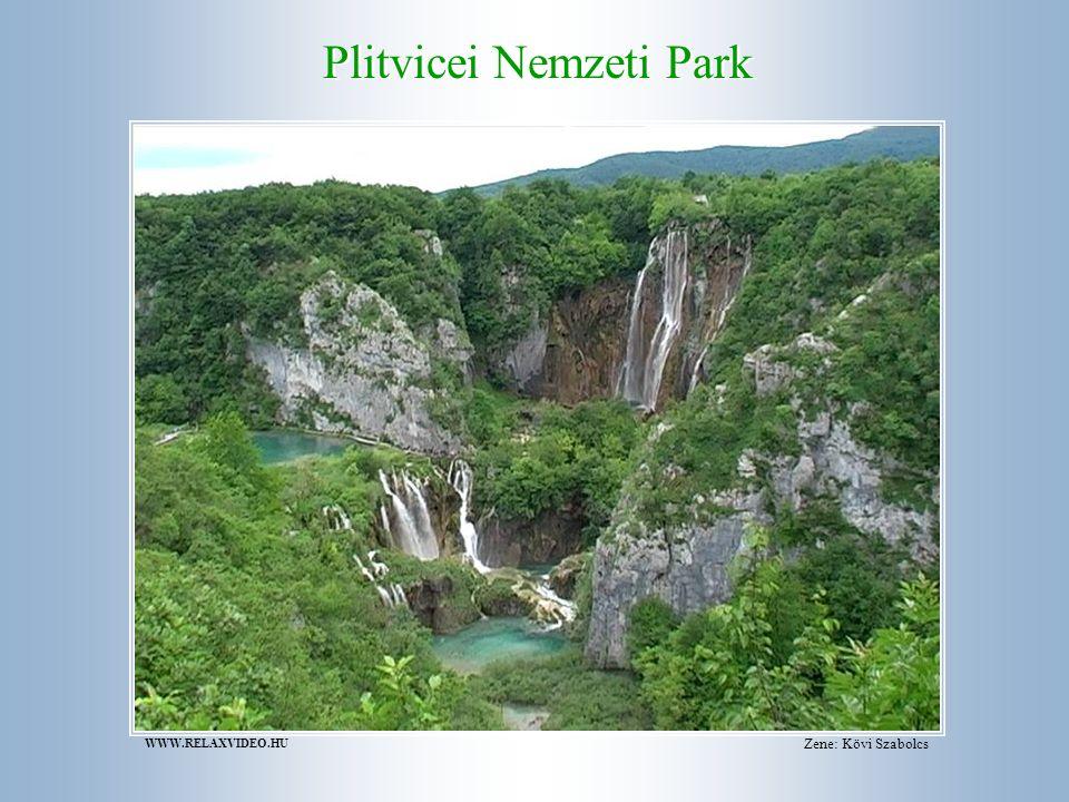 Kornati Nemzeti Park Zene: Kövi Szabolcs WWW.RELAXVIDEO.HU
