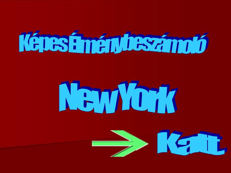 New York ma a szuperlatívuszok városa, itt minden mérhetetlenül nagy és elkápráztatóan drága.