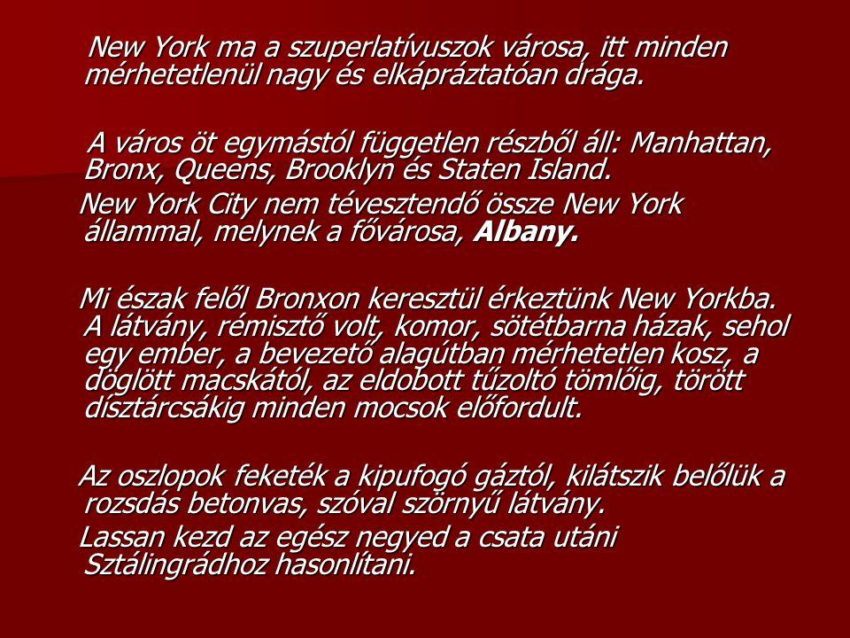 New York felé közeledve eszembe jutott egy kis történet a 29-30-as évek magyar bevándorlóiról. New York felé közeledve eszembe jutott egy kis történet