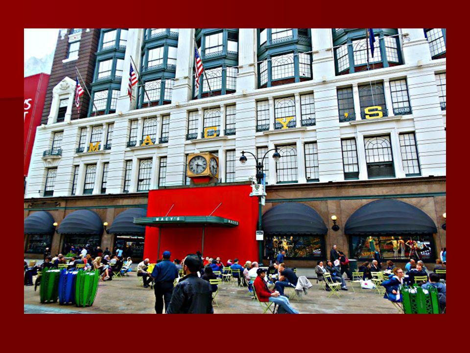 Vásárlás: Vásárlás: Egy New York-i, kirándulást nem lehet megúszni vásárlás nélkül, még akkor sem, ha már itthon megfogadod, hogy nem veszel semmit, f