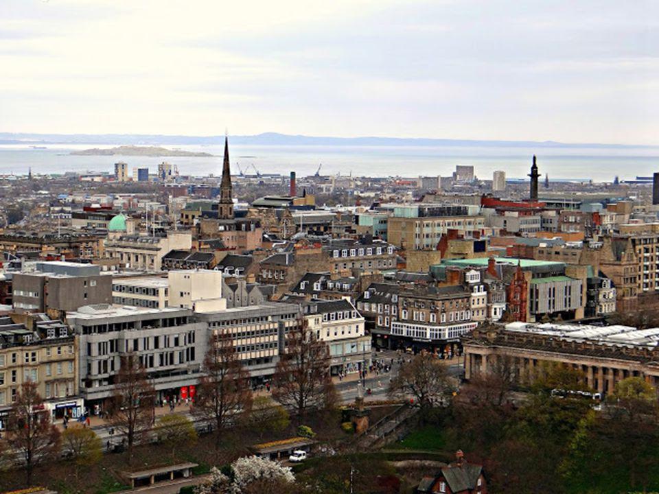 Kilátás a várból: