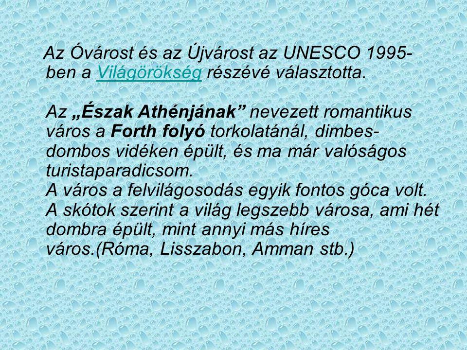 Az Óvárost és az Újvárost az UNESCO 1995- ben a Világörökség részévé választotta.