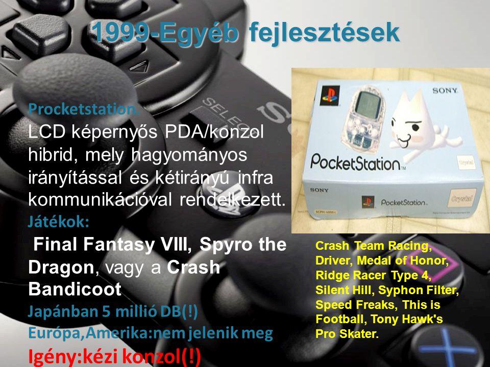 2000-Playstation(ök)2 SCE 2 konzol