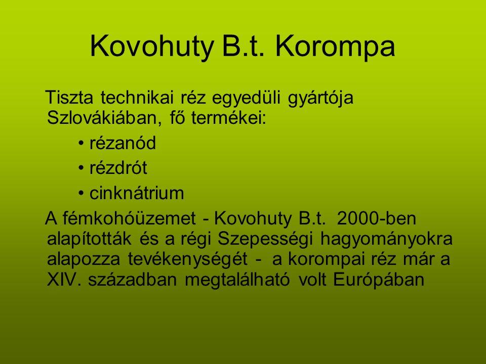 Kovohuty B.t.