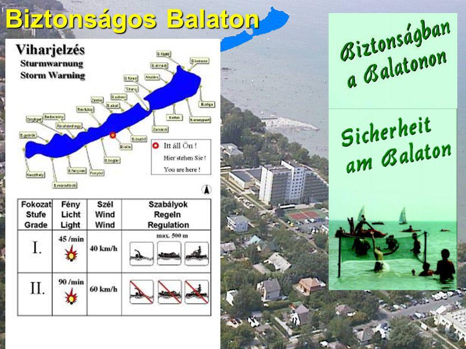 Biztonságos Balaton