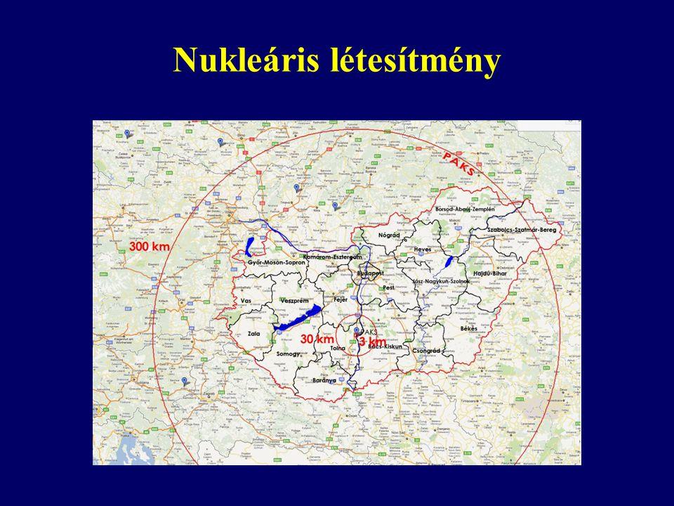 Nukleáris létesítmény