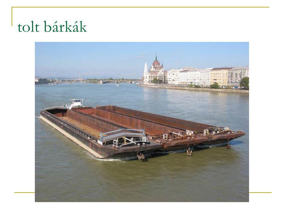 rakomány: a Megyeri híd elemei