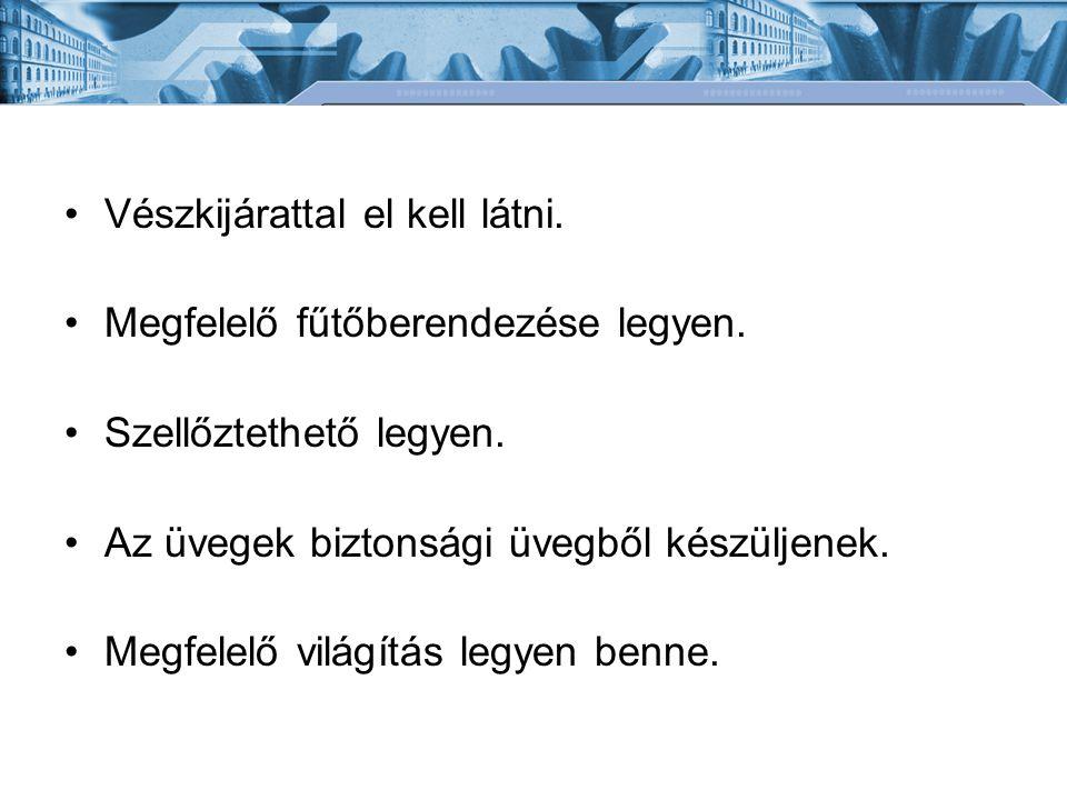 Bánki Donát Gépész és Biztonságtechnikai Mérnöki Kar Mechatronikai és Autótechnikai Intézet Vezető ülés: → Beállítható.
