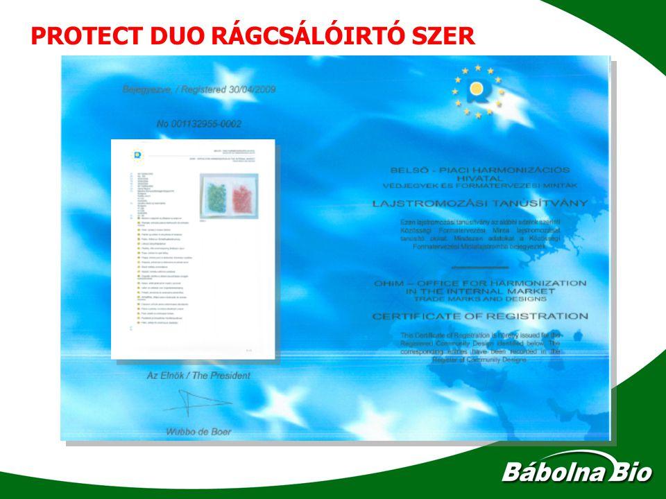 PROTECT DUO RÁGCSÁLÓIRTÓ SZER
