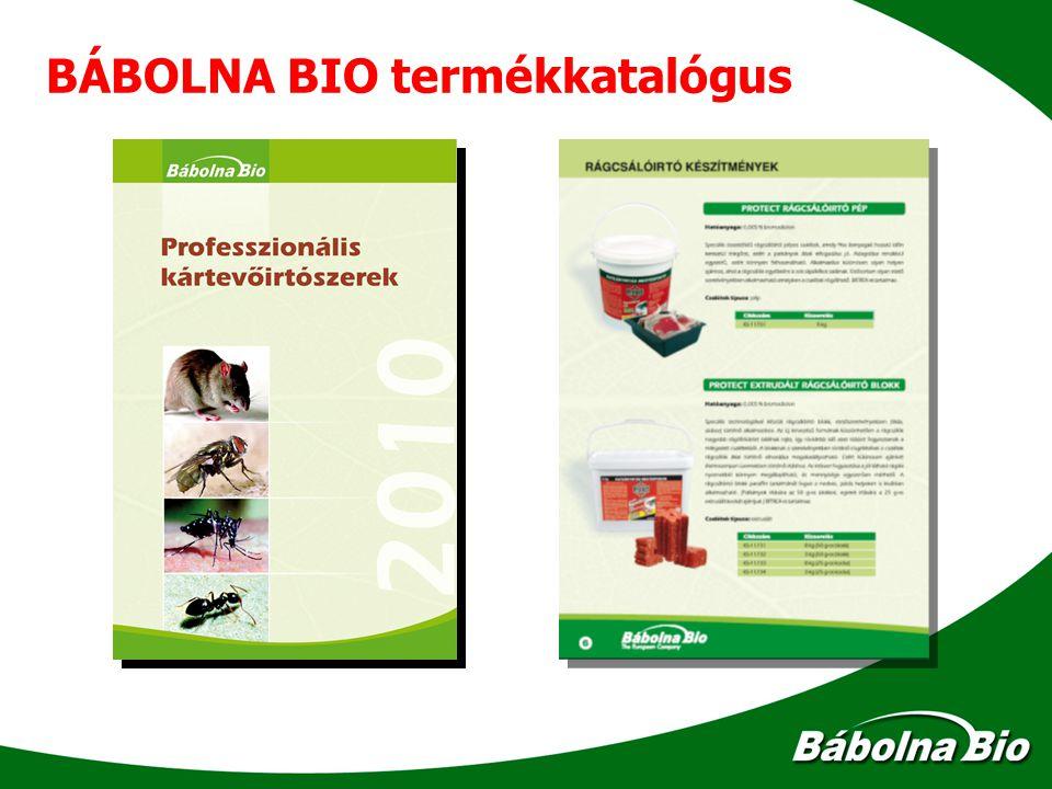 BÁBOLNA BIO termékkatalógus