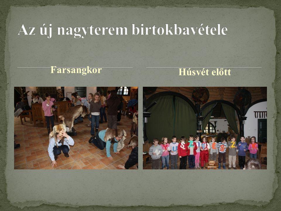 Farsangkor Húsvét előtt