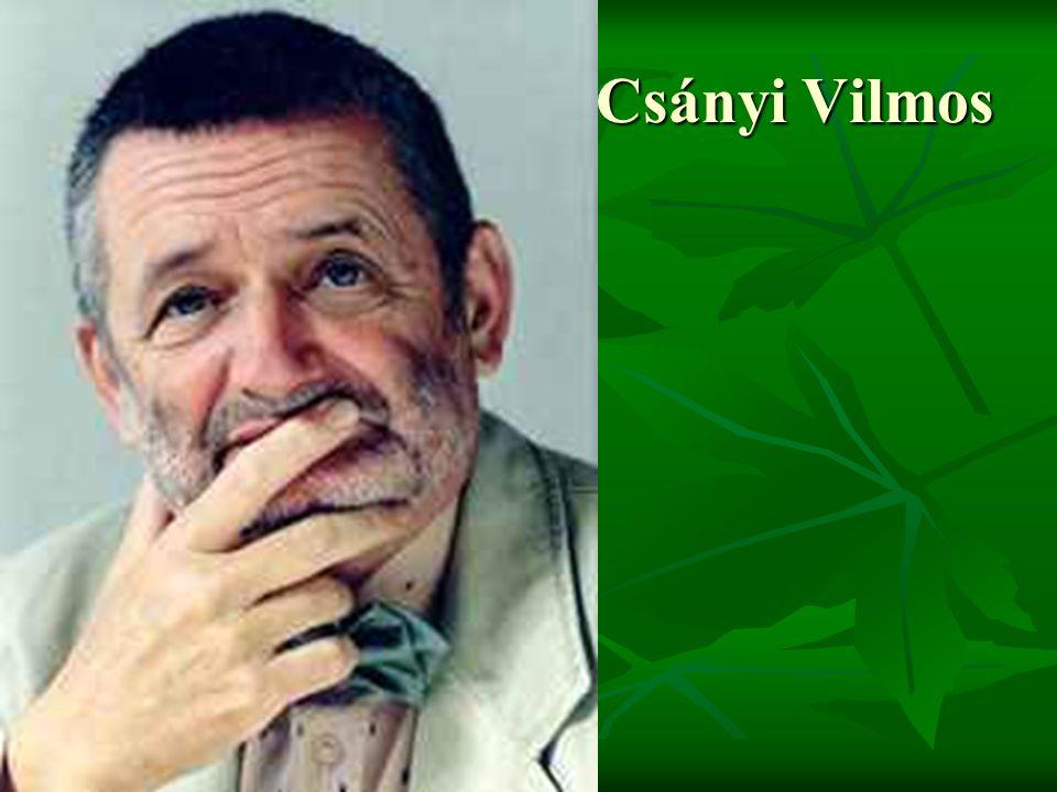 Csányi Vilmos