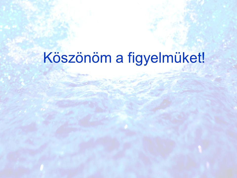Dél-Dunántúli Gyógy-és Termálfürdők Egyesülete 14 Köszönöm a figyelmüket!