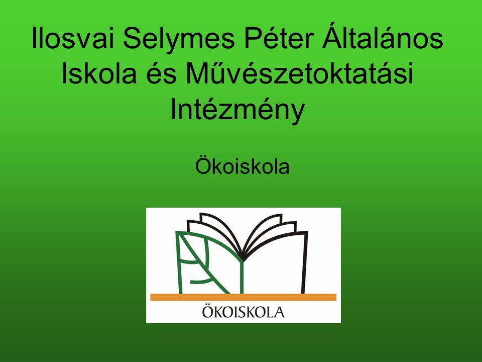 Ilosvai Selymes Péter Általános Iskola és Művészetoktatási Intézmény Ökoiskola