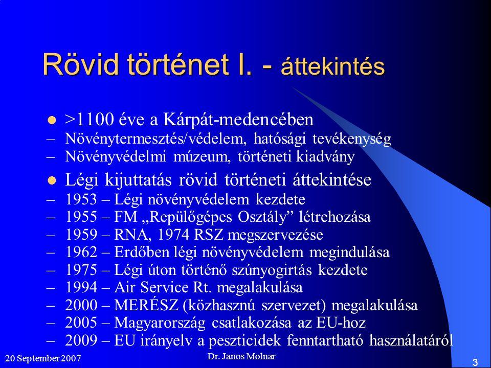 20 September 2007 Dr.