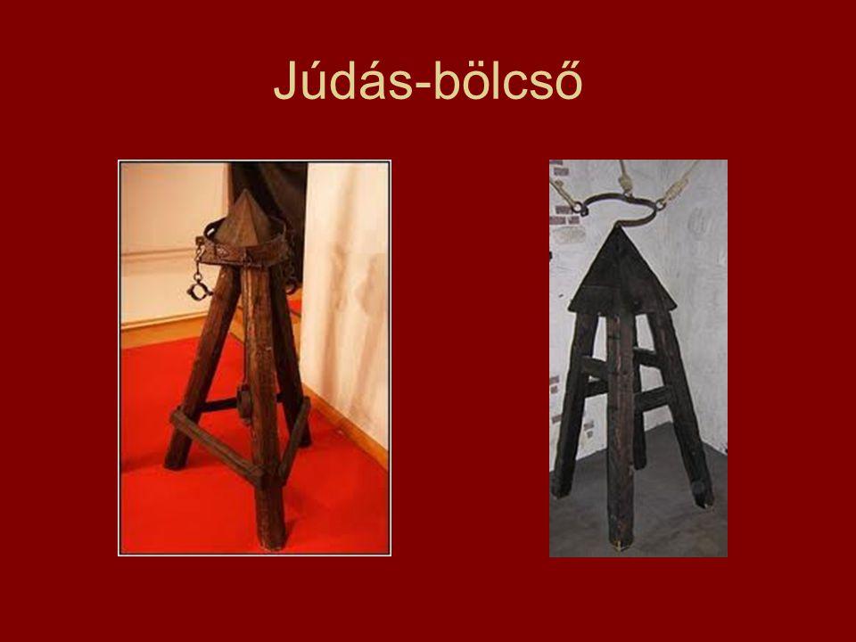 Júdás-bölcső