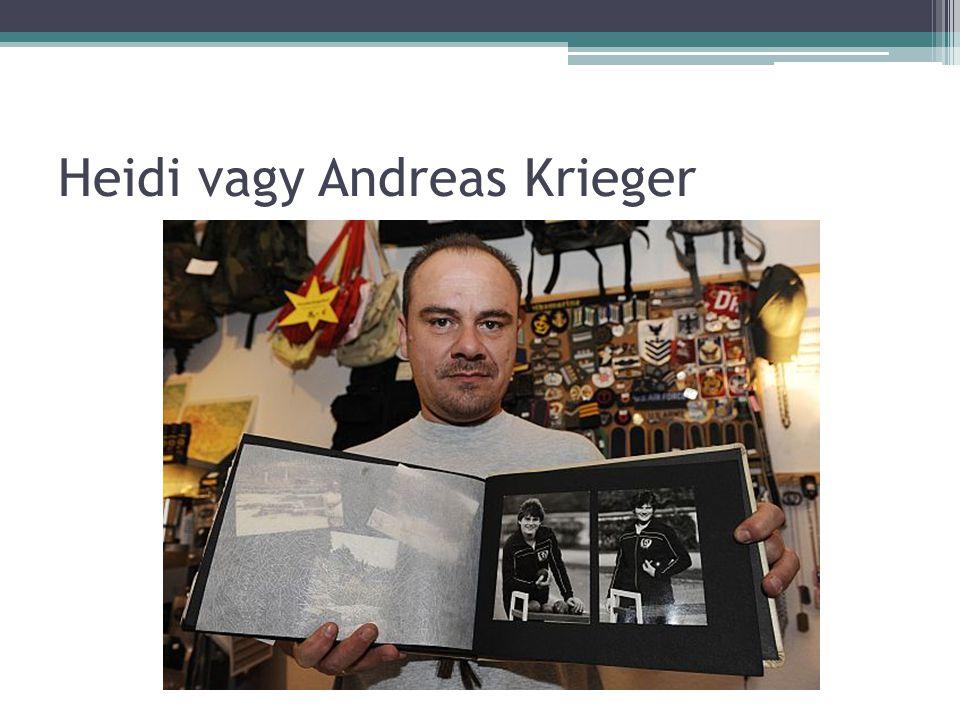 Heidi vagy Andreas Krieger