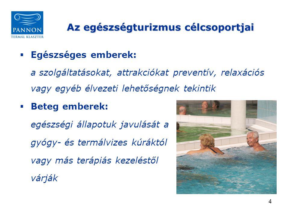 15 A klaszter nemzetközi kapcsolatai ESW EGYÜTTMŰKÖDÉS BURGENLAND Termálvilág + projektpartnerek PANNÓNIA PANNON TERMÁL KLASZTER SZLOVÉNIA Termálfürdők, hotelek STEIERMARK Termálfürdők, turisztikai irodák ELNÖKSÉG 8 fő PROJEKTMENEDZSMENT 2 fő MARKETINGTANÁCS 8 fő Stratégiai célok megfogalmazása, döntések Döntések megvalósítása, kapcsolatok Tervek, intézkedések előkészítése döntéshez Dr.