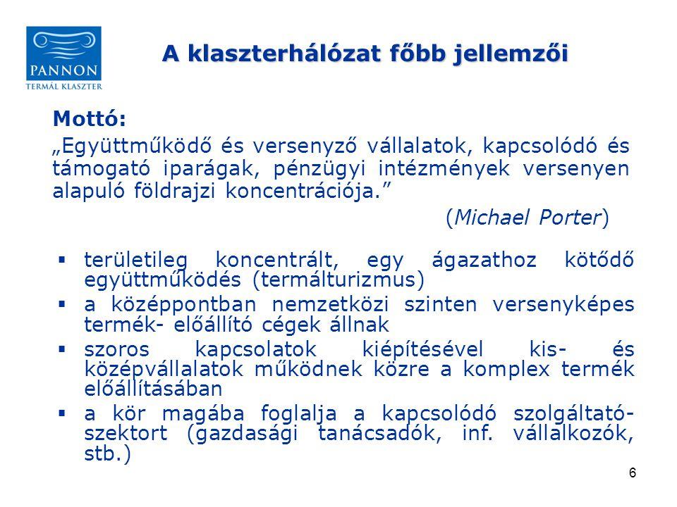 17 Időtartam: 2003 – 2006 Költségvetés: 3.052.000 € Burgenland – Pannonia – Slowenien – Steiermark Végrehajtás:  image kiadványok  Internetes megjelenés  Térkép  Hirdetések  Tesztpiaci akciók  Berlin ITB (2004.