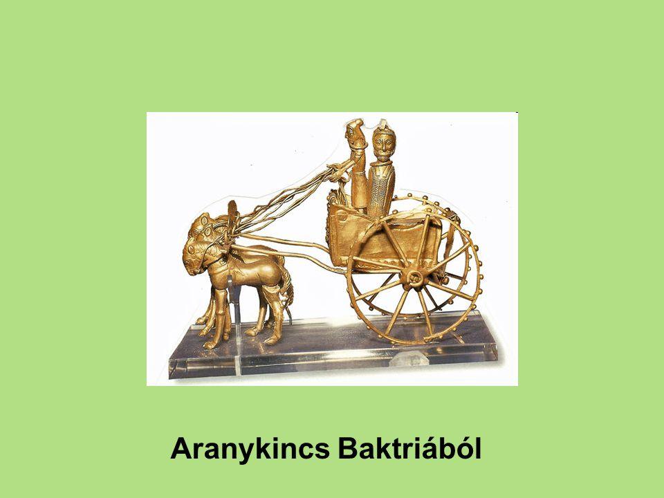 Aranykincs Baktriából