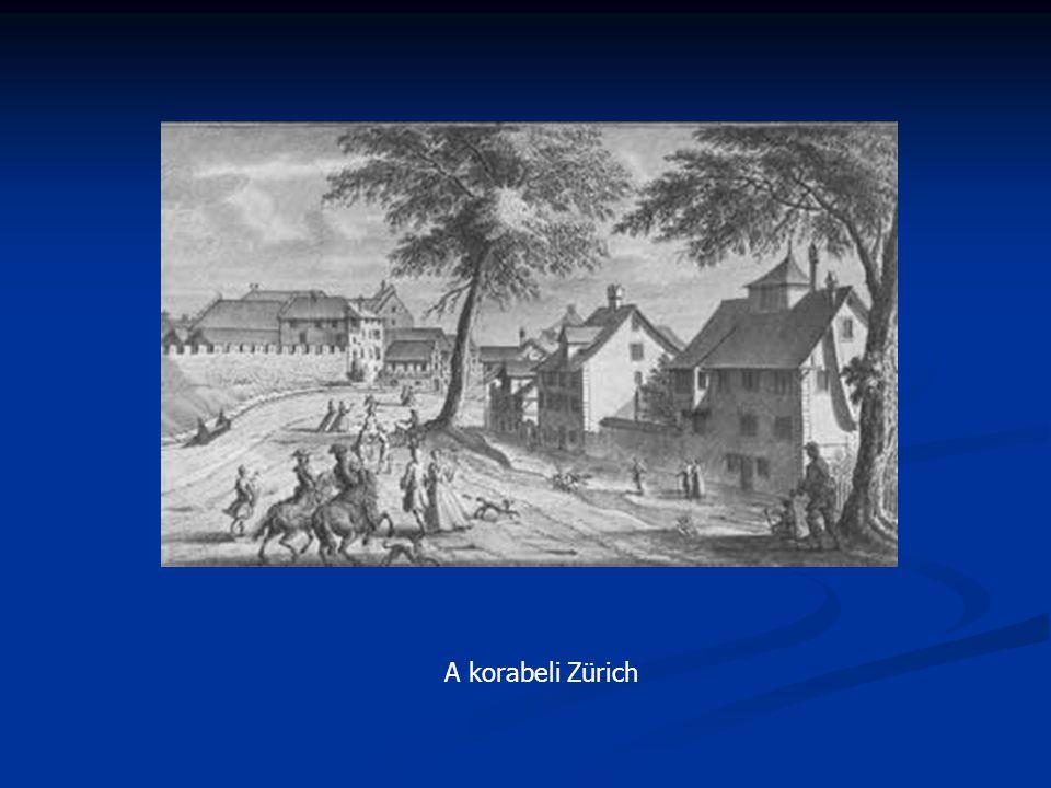  Az elemi iskola és a színvonalas latin középiskola után Pestalozzi a híres zürichi Collegium Carolinum hallgatója lett.