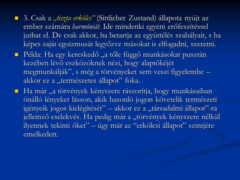 """A háromlépcsős etikai fejlődés-elmélet recepciója  Schneller István (1847-1939) – Pestalozzi követője:  """"érzéki Éniség  """"történeti Éniség  """"tiszta Éniség"""