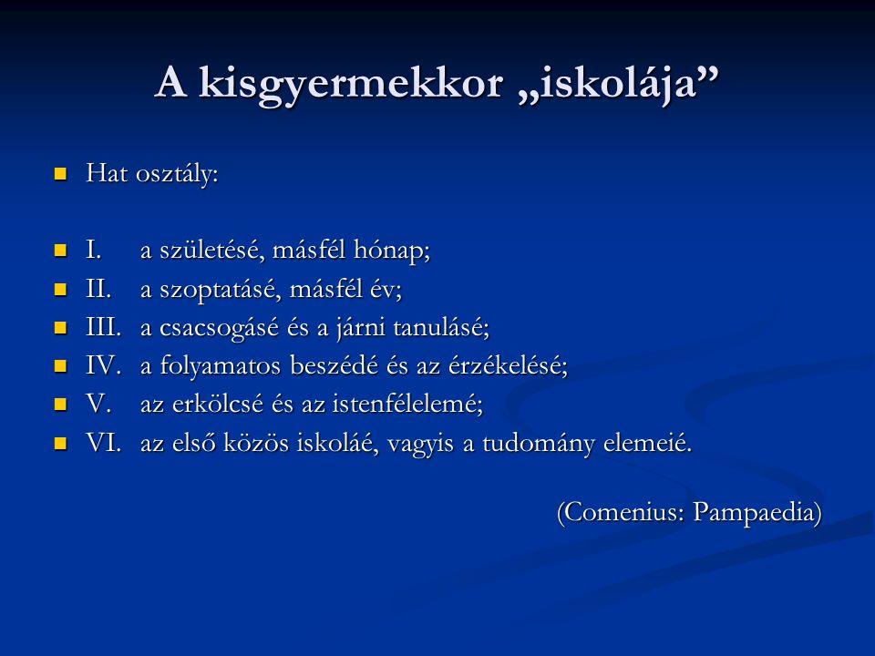 """ComeniusMagyarországon 1650-1654  Lorántffy Zsuzsanna meghívása - Sárospatak  Cél: a Sárospataki Református Kollégium átszervezése, modernizálása  1650 május: """"A nagyhírű pataki főiskola eszméje  1650 november: """"A képességek kiműveléséről  1651 """"A hétosztályos panszofikus iskola terve  A tankönyvek  Comenius távozása Sárospatakról 1654"""