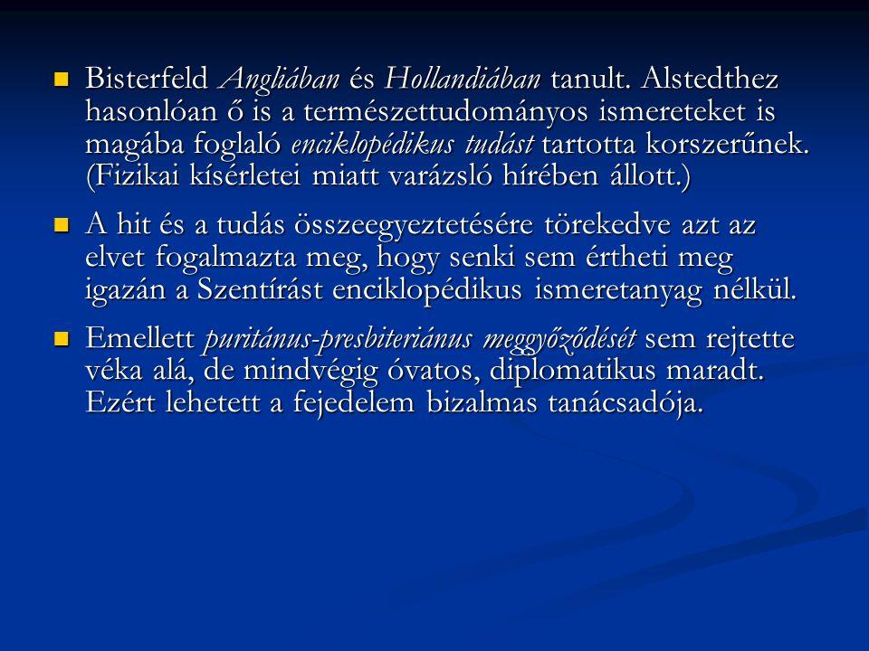""" A puritanizmus (""""puritas = tisztaság) az angol protestantizmuson belüli irányzat."""