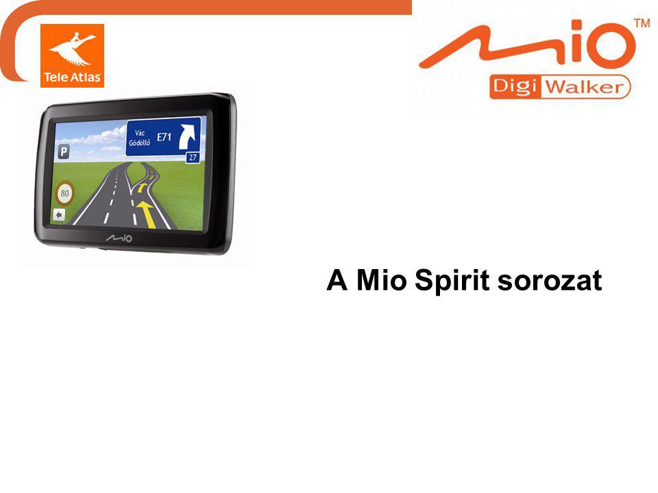 A Mio Spirit sorozat