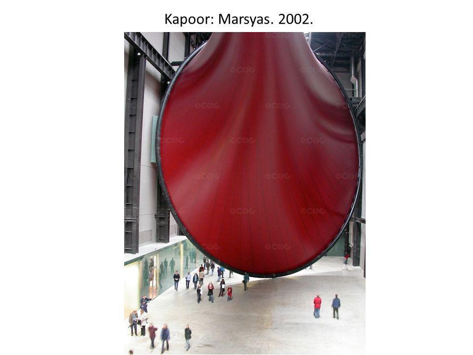 Kapoor: Marsyas. 2002.
